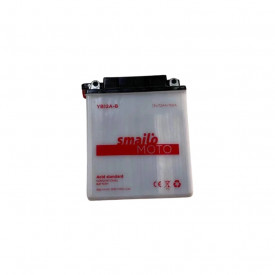 Baterie moto Smailo standard 12V 12Ah, 150A S-YB12A-B (YB12A-B)