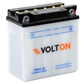Baterie moto Volton 12V 9Ah, 130A (YB9L-B)