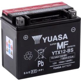 Baterie moto Yuasa AGM 12V 10Ah, 180A YTX12-BS (CP)