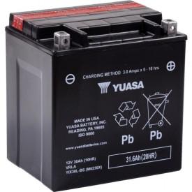 Baterie moto Yuasa AGM 12V 30Ah, 400A YIX30L-BS (CP)