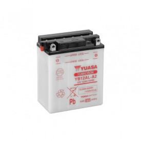 Baterie moto Yuasa YuMicron 12V 12Ah, 150A YB12AL-A2 (DC)