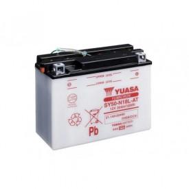Baterie moto Yuasa YuMicron 12V 20Ah, 240A SY50-N18L-AT (DC)
