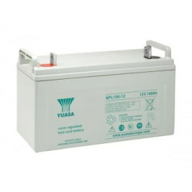 Baterie stationara Yuasa, 12V, 100 Ah, NPL100-12