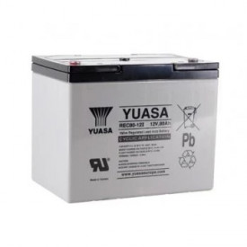 Baterie stationara Yuasa, 12V, 80 Ah, REC80-12