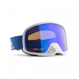 Ochelari Adidas GOGGLES BACKLAND DIRT White Shiny/Blue