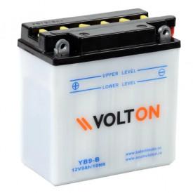 Baterie moto Volton 12V 9Ah, 130A (YB9-B)