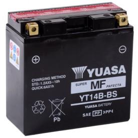 Baterie moto Yuasa AGM 12V 12Ah,210A YT14B-BS (CP)