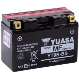 Baterie moto Yuasa AGM 12V 8Ah, 120A YT9B-BS (CP)