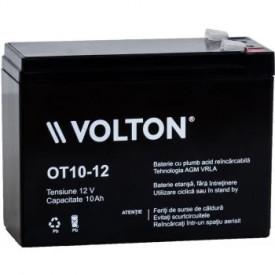 Baterie stationara Volton, 12V, 10.0Ah, OT10-12
