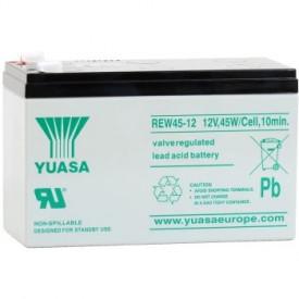 Baterie stationara Yuasa, 12V, 8.5 Ah, REW45-12