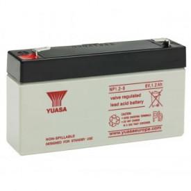 Baterie stationara Yuasa, 6V, 1.2 Ah, NP1.2-6