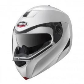 Casca moto Caberg Modus Metal White