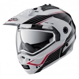 Casca moto Caberg Tourmax Sonic White / Black