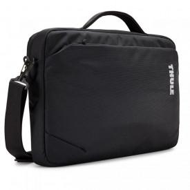 "Geanta laptop Thule Subterra MacBook Attache Husa laptop Thule Subterra MacBook Pro/Pro Retina Sleeve 15"" / 16"" Black"