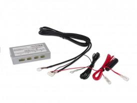 Multi Camera Selector Interface pentru Camera Alpine