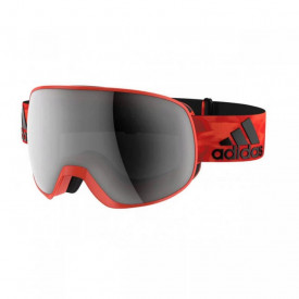 Ochelari Adidas GOGGLES PROGRESSOR S Mascaras Red/Grey