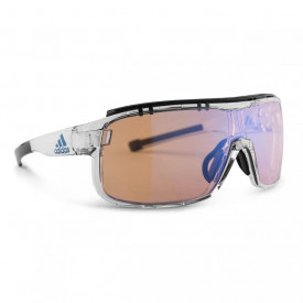 Ochelari Sport Adidas Zonyk Pro Crystal Shiny/Blue S