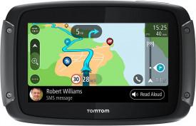 Sistem de navigatie pentru motociclete TomTom RIDER 550