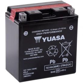 Baterie moto Yuasa AGM 12V 18Ah, 270A YTX20CH-BS (CP)