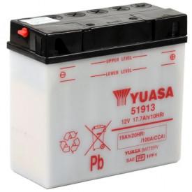 Baterie moto Yuasa YuMicron 12V 17.7Ah, 100A 51913 (DC)