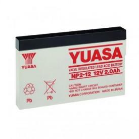 Baterie stationara Yuasa, 12V, 2 Ah, NP2-12