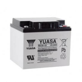Baterie stationara Yuasa, 12V, 50 Ah, REC50-12