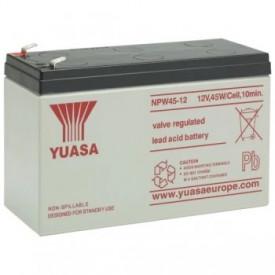Baterie stationara Yuasa, 12V, 8.5 Ah, NPW45-12