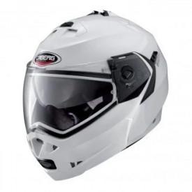 Casca moto Caberg Duke Metal White