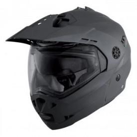 Casca moto Caberg Tourmax Matt Gun Metal