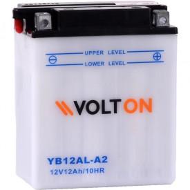 Baterie moto Volton 12V 12Ah, 150A (YB12AL-A2)