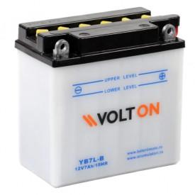 Baterie moto Volton 12V 7Ah, 124A (YB7L-B)