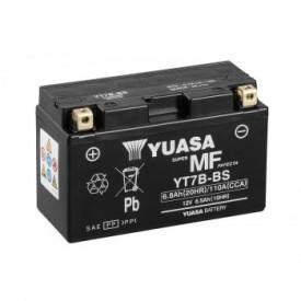 Baterie moto Yuasa FA 12V 6.5Ah, 110A YT7B-BS (CP)