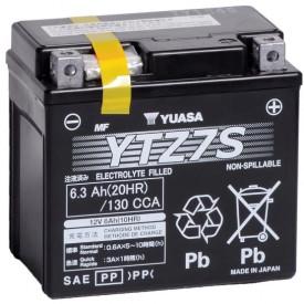 Baterie moto Yuasa FA 12V 6Ah, 130A YTZ7S (WC)