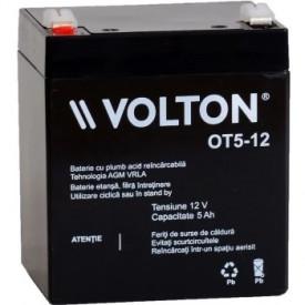 Baterie stationara Volton, 12V, 5.0Ah, OT5-12