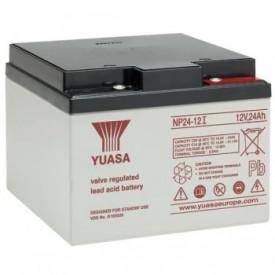 Baterie stationara Yuasa, 12V, 24 Ah, NP24-12I
