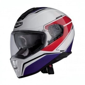 Casca moto Caberg Drift Tour White / Red / Blue