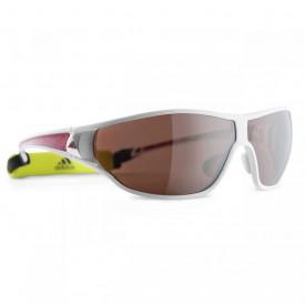Ochelari Sport Adidas Tycane PRO White Shiny/Red Pol L