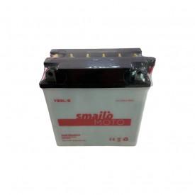 Baterie moto Smailo standard 12V 9Ah, 85A S-YB9L-B (YB9L-B)