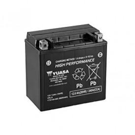 Baterie moto Yuasa AGM 12V 12Ah, 240A YTX14H-BS (CP)