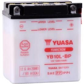 Baterie moto Yuasa YuMicron 12V 12Ah, 165A YB10L-BP (DC)