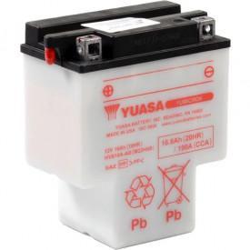 Baterie moto Yuasa YuMicron 12V 16Ah, 190A HYB16A-AB (DC)
