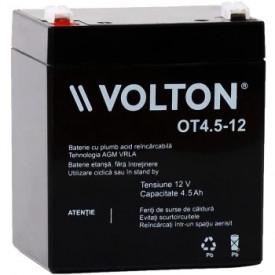 Baterie stationara Volton, 12V, 4.5Ah, OT4.5-12