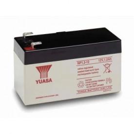 Baterie stationara Yuasa, 12V, 1.2 Ah, NP1.2-12