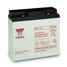 Baterie stationara Yuasa, 12V, 17 Ah, NP17-12I