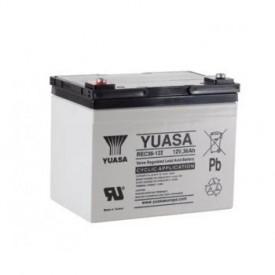 Baterie stationara Yuasa, 12V, 36 Ah, REC36-12