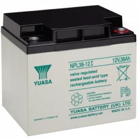 Baterie stationara Yuasa, 12V, 38 Ah, NPL38-12I