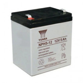 Baterie stationara Yuasa, 12V, 5 Ah, NPH5-12