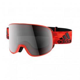 Ochelari Adidas GOGGLES PROGRESSOR C Matte Red / Black Mirror