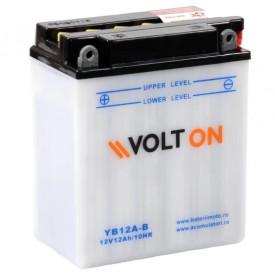 Baterie moto Volton 12V 12Ah, 165A (YB12A-B)