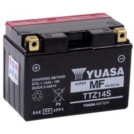 Baterie Moto Yuasa AGM 12V 11.2Ah, 230A TTZ14S (CP)
